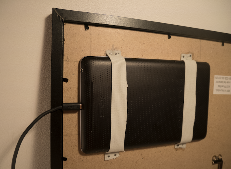 The Mirror Assistant The First Version Of Our Smart Mirror